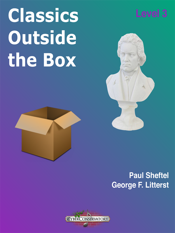 Classics Outside the Box Level 3  Cover Art