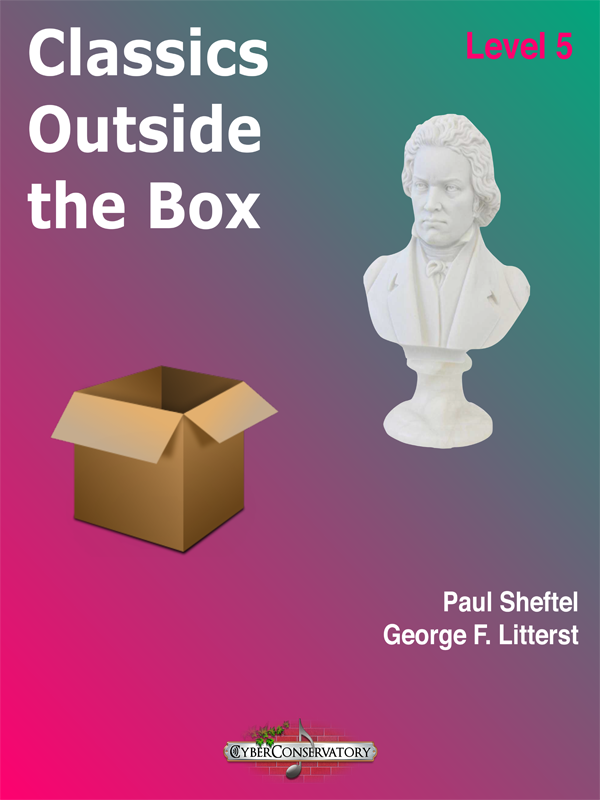 Classics Outside the Box Level 5  Cover Art
