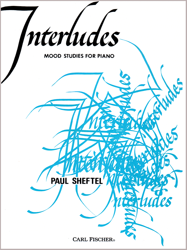 Interludes by Paul Sheftel  Cover Art