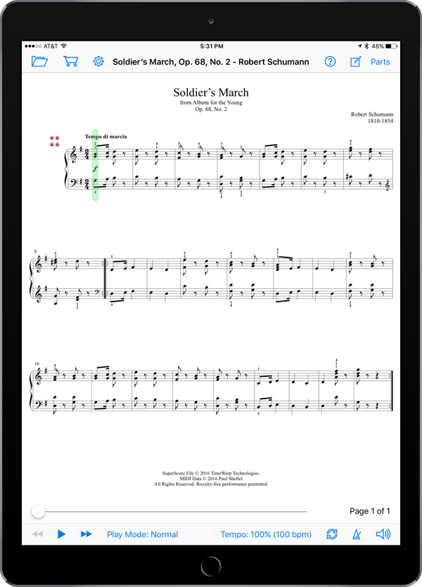 Classics Outside the Box Level 4  Super Score Sample