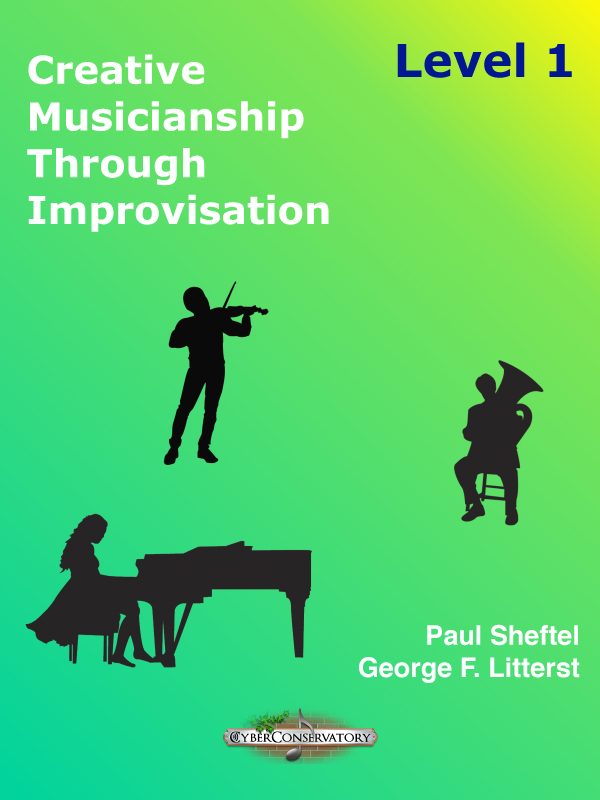 Creative Musicianship Through Improvisation Level 1-Cover