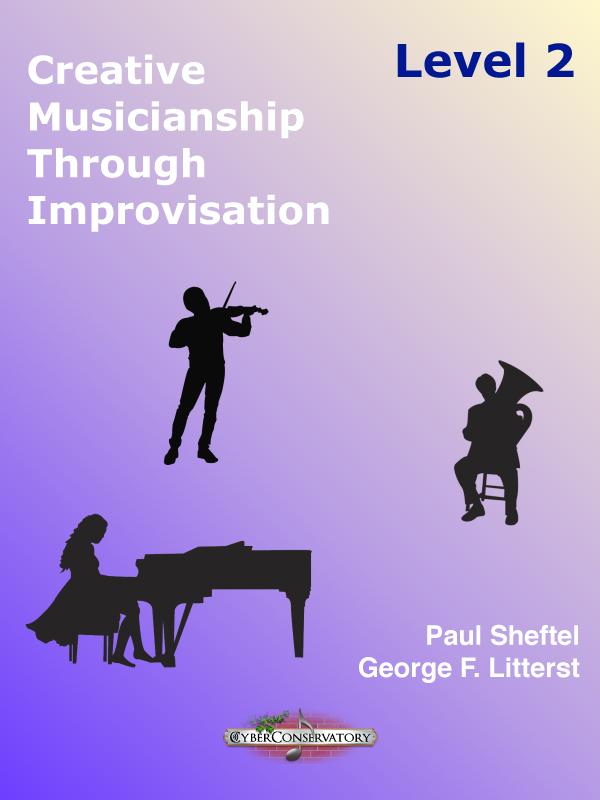 Creative Musicianship Through Improvisation Level 2  Cover Art