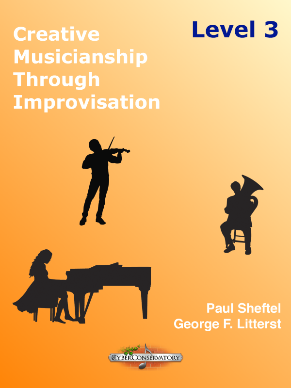 Creative Musicianship Through Improvisation Level 3-Cover