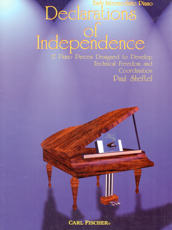 Declarations of Independence by Paul Sheftel-Cover