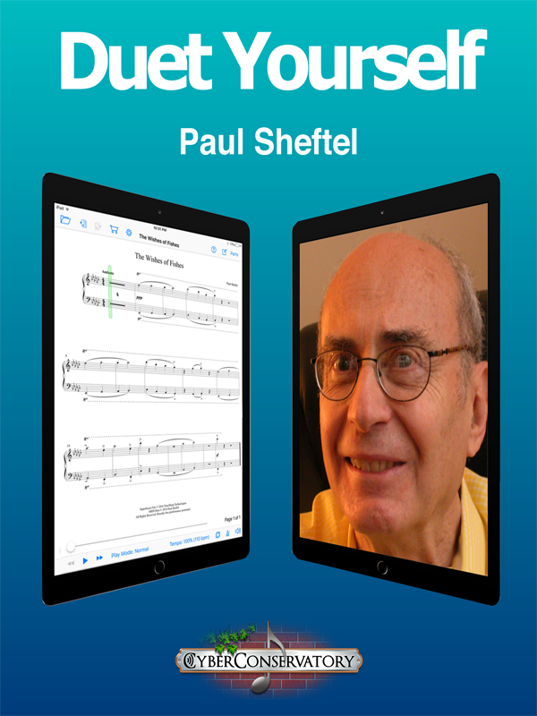 Duet Yourself by Paul Sheftel  Cover Art