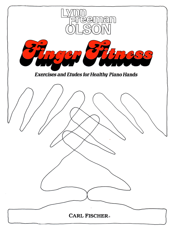 Finger Fitness by Lynn Freeman Olson-Cover