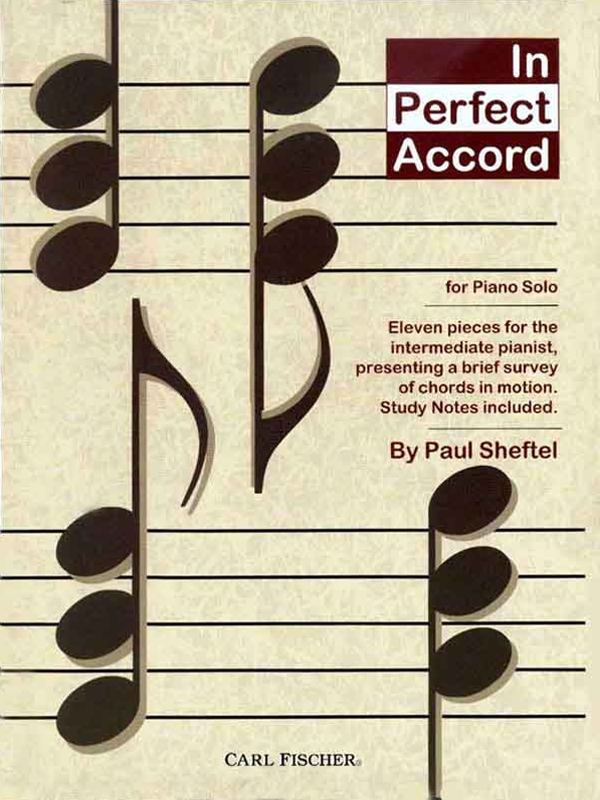 In Perfect Accord by Paul Sheftel-Cover