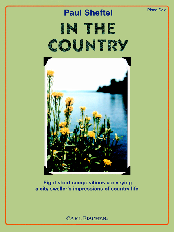 In the Country by Paul Sheftel-Cover