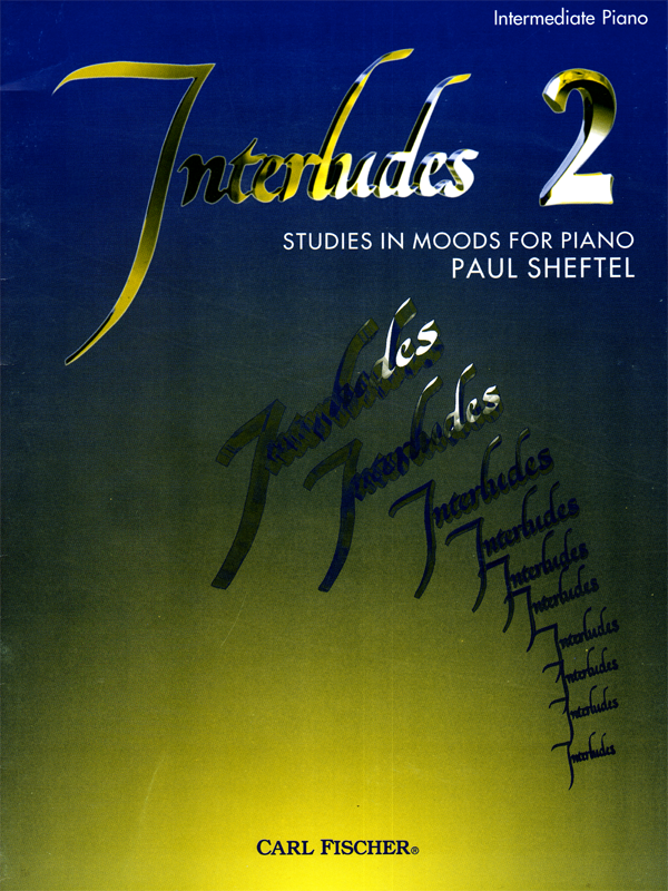 Interludes 2 by Paul Sheftel-Cover