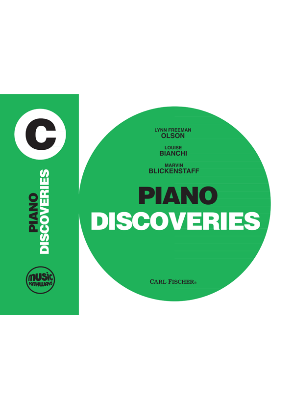 Music Pathways - Piano Discoveries - Level C-Cover