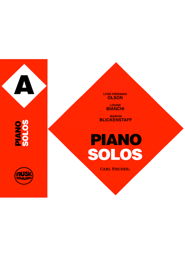 Music Pathways: Piano Solos – Level A