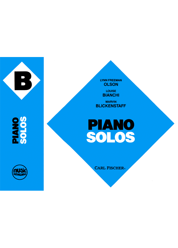 Music Pathways: Piano Solos – Level B  Cover Art