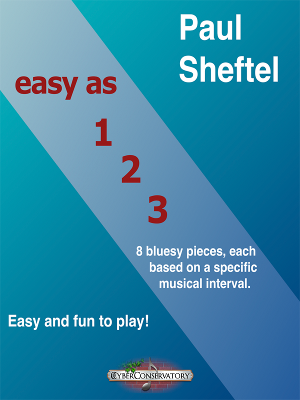 Easy as 1-2-3 by Paul Sheftel