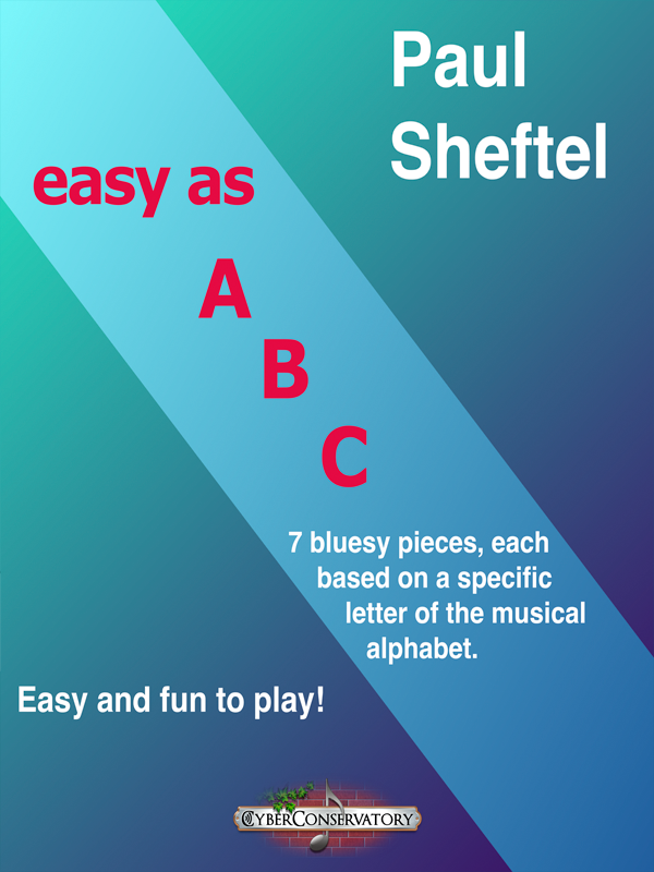 Easy as ABC by Paul Sheftel